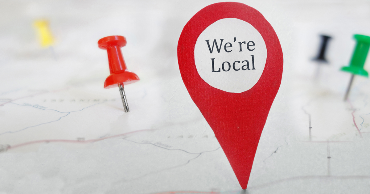 We're Local - Emprezo.com