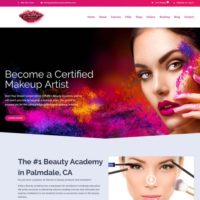 Patty's Beauty Academy